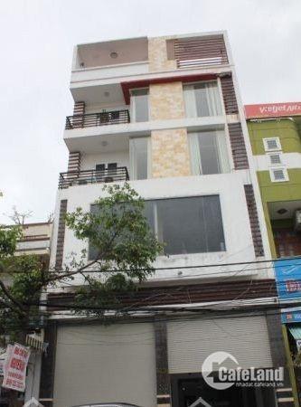 Bán nhà mặt tiền Nguyễn Đình Chiểu, DT: 6.5x12m, 4 lầu, cho thuê 100tr/th, giá 33.5 tỷ.