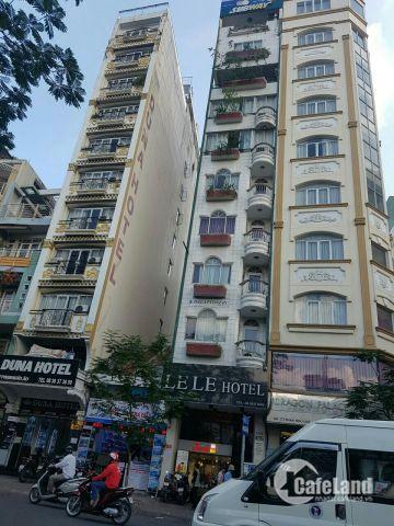 Chính chủ bán gấp nhà mặt tiền Kỳ Đồng, P7, Quận 3; 4x18m, 2 lầu. giá 21 tỷ