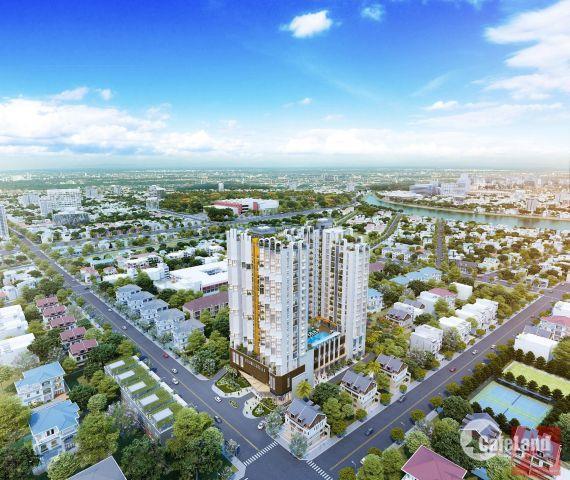 Bán căn hộ dự án quận 6, 2 năm nhận nhà cho khách thiện chí với giá ưu đãi từ chủ đầu tư chỉ từ 32tr/m.