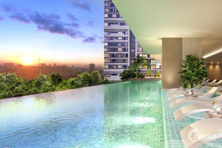 Căn hộ Asiana Capella, chỉ 1,6 tỷ căn 52m2, Dự án hot ở quận 6, gần Metro Bình Phú
