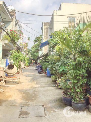 Bán nhà lầu mới đẹp hẻm xe hơi 487  Khu phố 1 Huỳnh Tấn Phát quận 7.