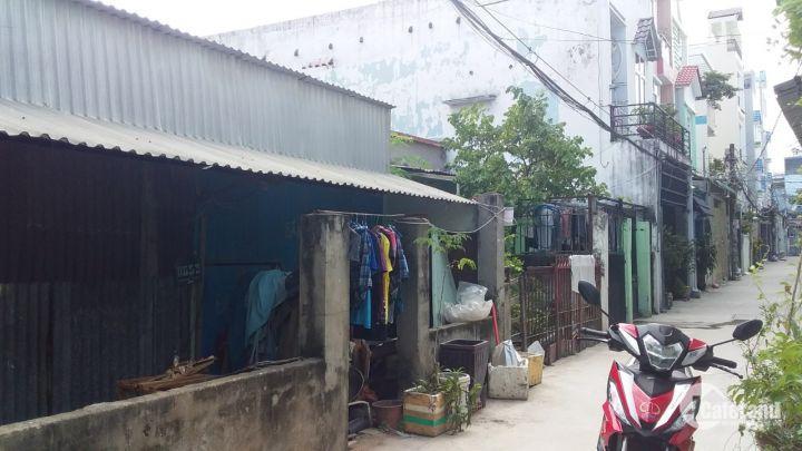 Nhà 2 mặt tiền hẻm XH 1135 đường Huỳnh Tấn Phát, phường Phú Thuận, quận 7.