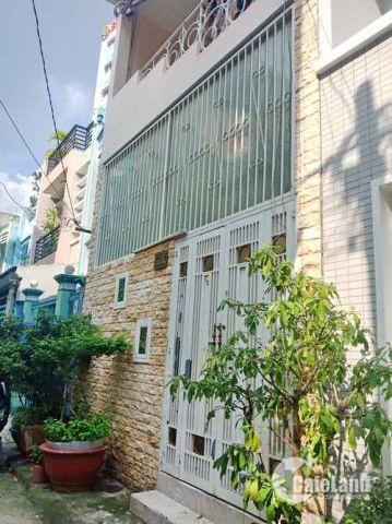 Nhà 2 lầu, hẻm 994 Huỳnh Tấn Phát, Phường Tân Phú, Quận 7