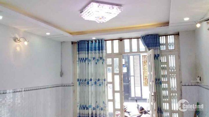 Bán gấp nhà 1 lầu đúc thật HXH 33 Lý Phục Man, phường Bình Thuận. Giá: 4.79 tỷ