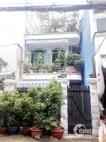 Cần bán gấp nhà 1 lầu hẻm 435 Huỳnh Tấn Phát, phường Tân Thuận Đông, quận 7. Giá: 5.9 tỷ