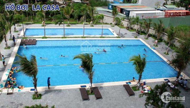 Cần bán căn hộ phong cách Châu Âu KDC La Casa Phú Thuận 2PN, giá chỉ 2tỷ350, LH 0938.792.668