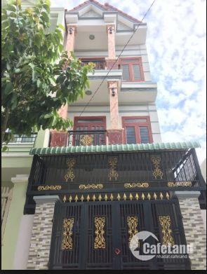 Nhà riêng 90m2 (1 trệt 2 lầu), Nguyễn Hữu Thọ, quận 7, 3,7 tỷ. LH 0889617449.