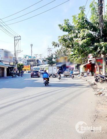 Bán nhà lầu đúc mặt tiền Huỳnh Tấn Phát quận 7.