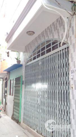 Nhà 3.5x9m hẻm 997 Trần Xuân Soạn, Phường Tân Hưng, Quận 7. Giá 2.98 tỷ (TL).
