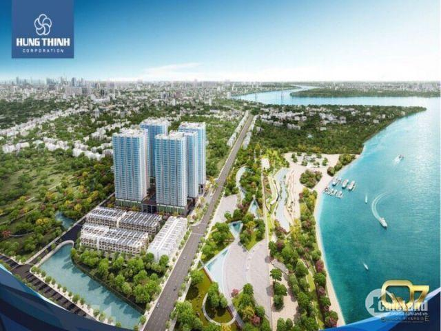Chủ đầu tư bán 200 Xuất dự án Sài Gòn Riverside Complex, giá 30-34tr/m2.