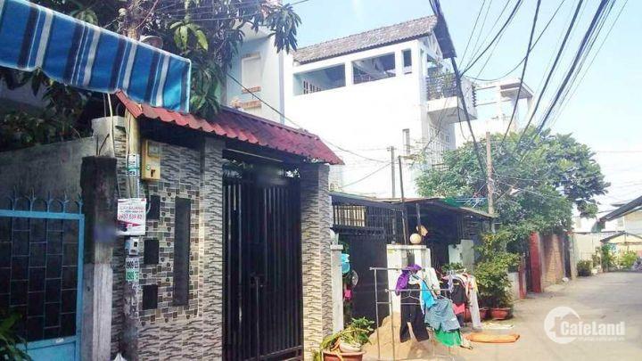 Nhà trệt – 2 lầu – ST Hẻm 134 Nguyễn Thị Thập P.Bình Thuận Quận 7