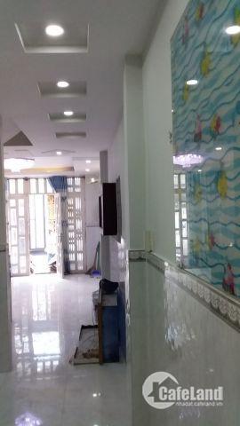 Nhà đẹp HXH Khu Lý Phục Man P.Bình Thuận Quận 7.
