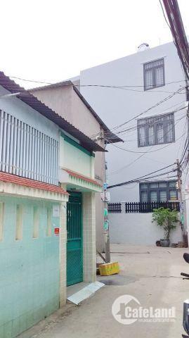 Nhà nở hậu 2MT hẻm 1027 Huỳnh Tấn Phát, P. Phú Thuận, Quận 7. Giá 3.7 tỷ (TL).