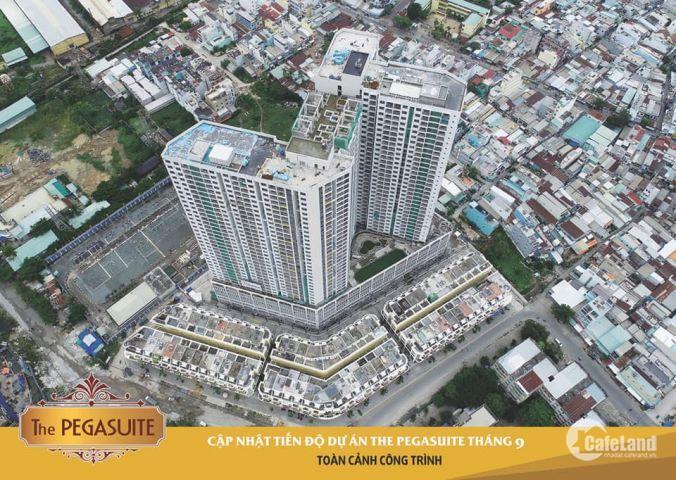 Chuyển nhượng căn hộ Tara Residence quận 8.Nhận nhà tháng 12.chỉ từ 24tr/m2.