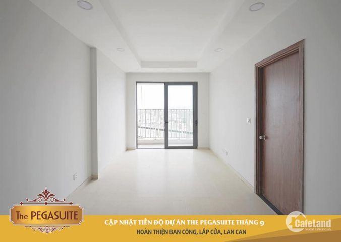 Chuyển nhượng căn hộ The Pegasuite quận 8.Nhận nhà ngay tháng 12.