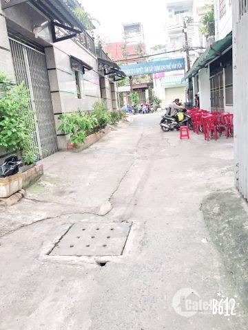 Bán nhà đẹp 2 lầu hẻm xe hơi 51 đường Hưng Phú Phường 9 Quận 8