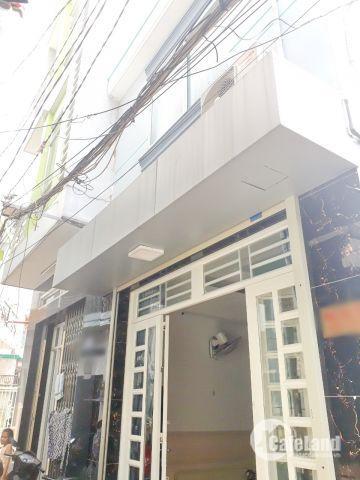 Bán nhà mới 1 lầu hẻm 83 đường Bông Sao Phường 5 Quận 8