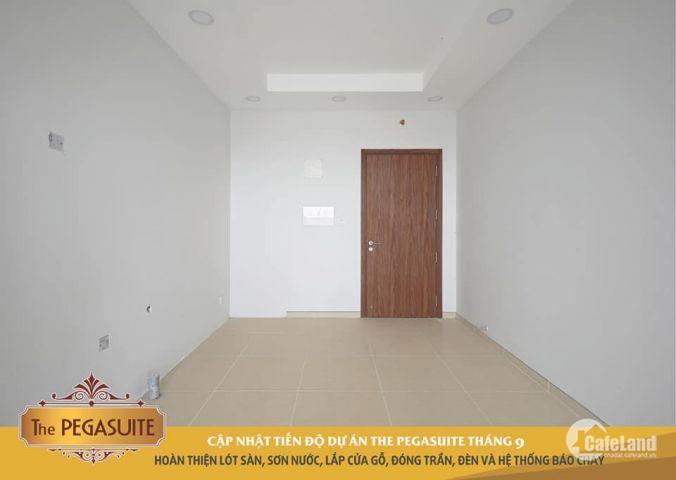 Chuyển nhượng căn hộ The Pegasuite quận 8.chỉ 27tr/m2.
