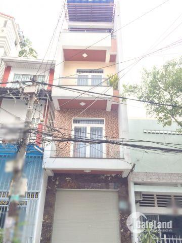 Bán nhà mặt tiền 2 lầu Quận 8 đường Bùi Điền Phường 4