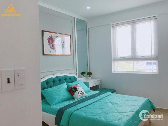 Nhận ngay nhà khi thanh toán 50%, với căn hộ City View Q8, LH 0906119452
