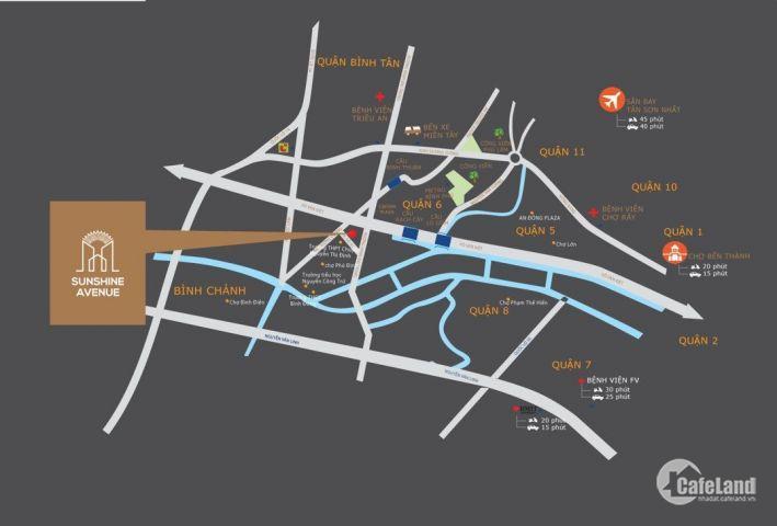 căn hộ cao cấp Q8 view mặt tiền đường tiện ích dịch vụ cao cấp chất lượng giá 1.3/căn