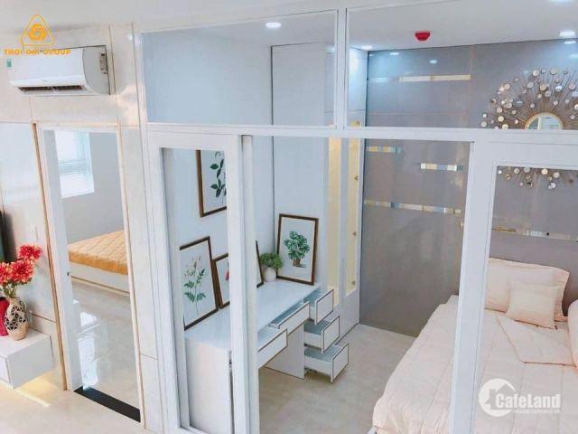 Bán căn hộ sắp bàn giao tại Q8, giá 1.501 tỷ, cách Q1 chỉ 15 phút, LH 0906119452