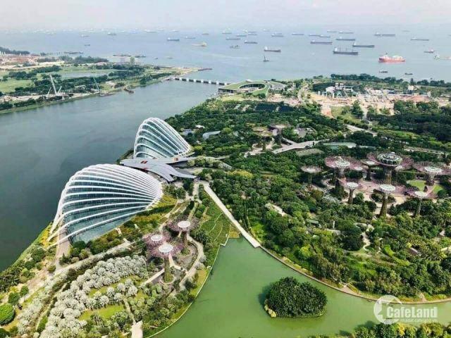 Nhà phố, biệt thự, shophouse siêu dự án Vincity không gian sống đẳng cấp Singapore