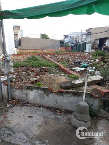 bán lô đất mặt tiền đường NAM CAO