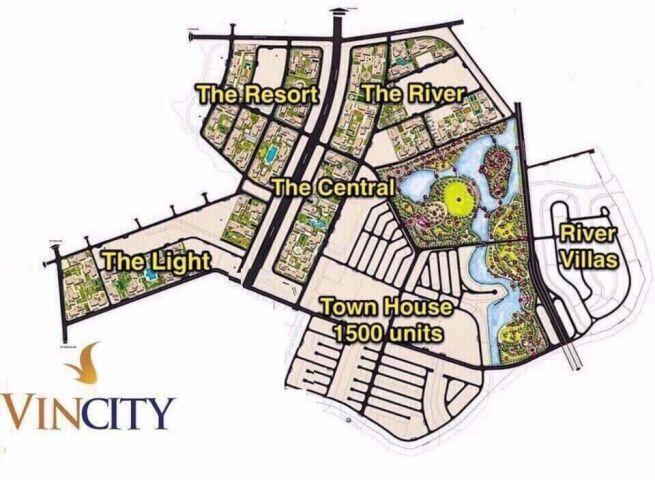 Nhận Giữ Chỗ siêu dự án Vincity Quận 9.