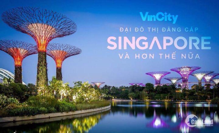Vincity- Chỉ với 200.000d sở hữa ngay căn hộ cao cấp giữa lòng Sài Gòn