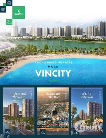 Mở bán giai đoạn 1 - Đại đô thị Vincity Q9 - Căn hộ, Nhà Phố, Shophouse - 0901868915
