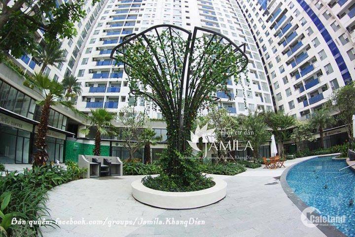 Tôi có nhu cầu bán căn 3PN,99m2 dự án Jamila Q9