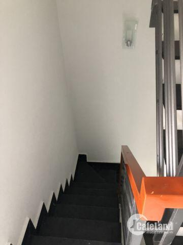 Cần bán nhà mới xây 5x7 đường Tân Kì Tân Qúy -Bình Tân