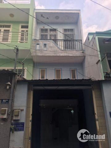 Nhà kẹt nên bán gấp nhà Bình Tân, 2ty7, shr,đường 5m