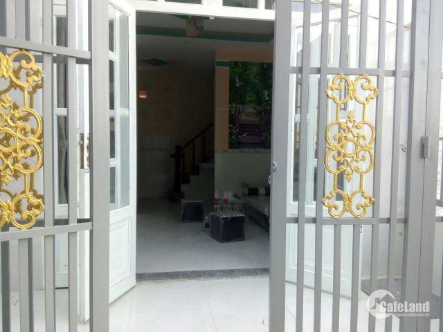 Bán nhà 1 sẹc,108m2 ,đường 5m,giá 1ty460 sổ hồng