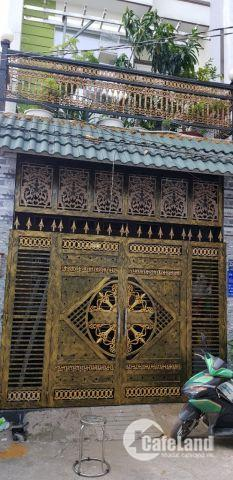 Cần bán gấp nhà ở Bình Tân, sổ hồng chính chủ, có thể rọn vào ở luôn