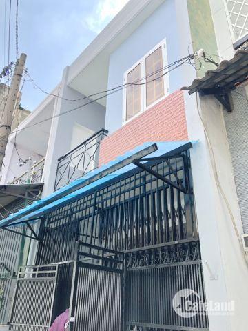 Bán nhà lầu hẻm xe hơi 113 đường số 14 Lê Văn Quới Bình Tân.