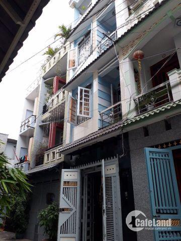 Chính chủ bán nhà Gò Vấp, đường Phạm Văn Chiêu, hẻm xe tải, GIÁ BÁN GẤP