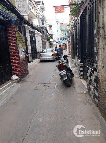 Chính chủ bán nhà Q.Phú Nhuận,SHR,2 mặt tiền,hẻm thông giá cực rẻ.Có Ho trợ vay NH.(HH 1%)