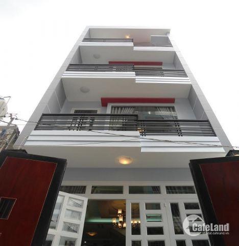 Cần tiền bán gấp nhà mặt tiền đường Phan Xích Long và Vạn Kiếp, giá 9,3 tỷ