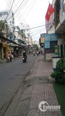 Bán nhà Hẻm xe tăng Thích Quảng Đức. Phú Nhuận. 4,3x20m. 87m2. 8,6 tỷ
