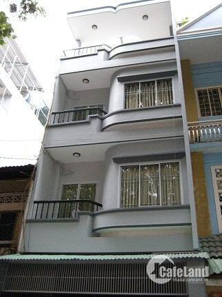 Bán nhà mặt tiền đường hoa Phan Xích Long, 5x9m, 3 lầu, giá 9,8 tỷ