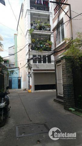 Bán nhà HXH Phan Đăng Lưu, P1. Phú Nhuận. DT:3,5x10m. Giá: 5 tỷ