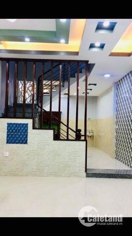 Nhà HXH phường Tân Sơn Nhì đúc 3,5 tấm nhà mới