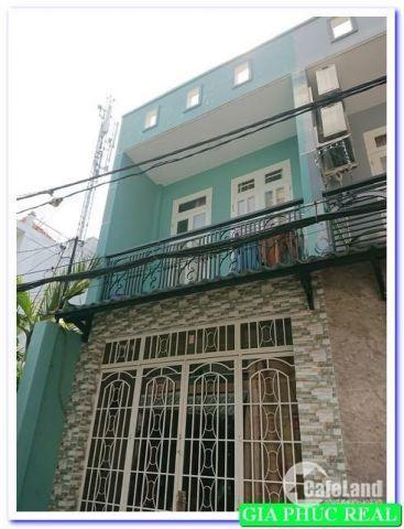 Bán Nhà Hẻm 8m Trần Tấn P.Tân Sơn Nhì 3.9x17.5m 1 Lầu giá 6.5 Tỷ TL