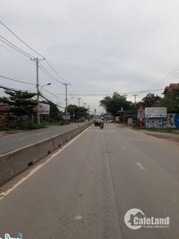 Bán gấp 2 kiot đường TL 824 gần nhà thờ Hóc Môn, 8x19, có thể tách sổ