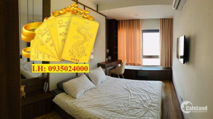 Cty CP BĐS TEP Real tặng ngay 1 cây vàng SJC cho KH giao dịch Căn hộ Sơn Trà Ocean View. QLBH: 0935024000