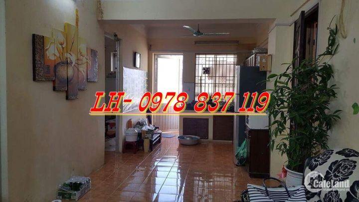Bán căn hộ chung cư mặt đường Võ Chí Công, 69.17m2, 2PN, chỉ 1.9 tỷ