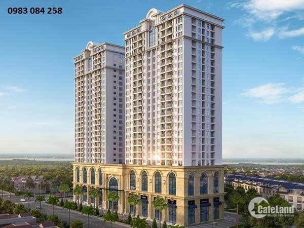 HDI Tây Hồ - Tây Hồ Residence, chỉ 2.8 tỷ/ 2pn/73.2m2 full nội thất cao cấp