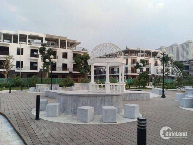 Bán nhà biệt thự P Thanh Liệt, Thanh Trì, Hà Nội ( 271.5m2 * 3,5tầng) MT 11m, đường 15m. LH: 0988 266 206
